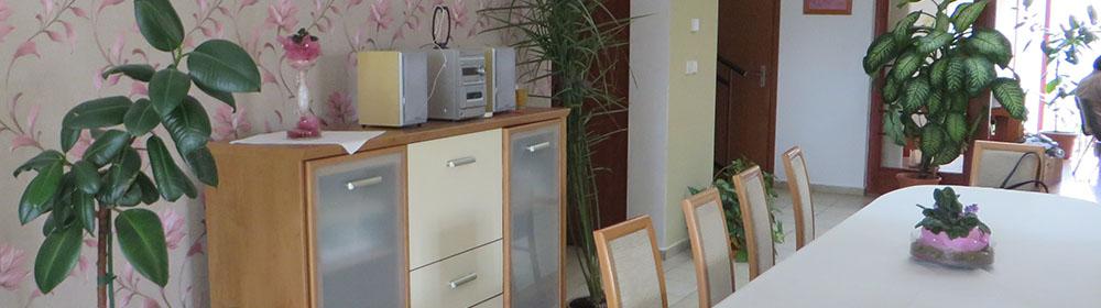 Domov sociálnych služieb pre deti a dospelých v Medveďove - jedáleň